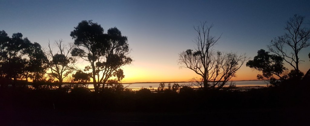 Coffin Bay Sunset