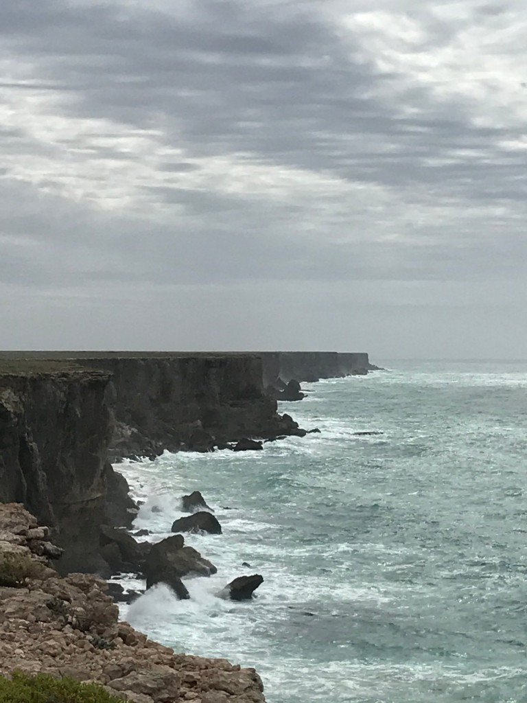 Bunda Cliffs, Nullarbor National Park