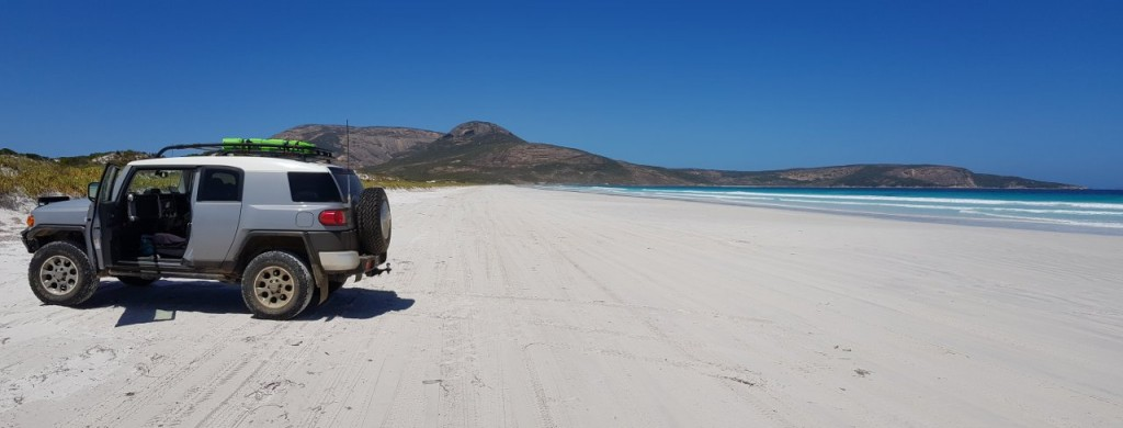 Cape Le Grand Beach, The FJ