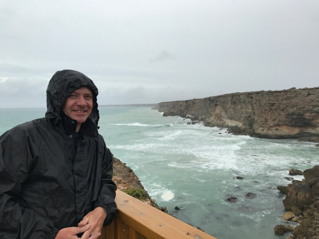 Col at the Head of the Bight, SA