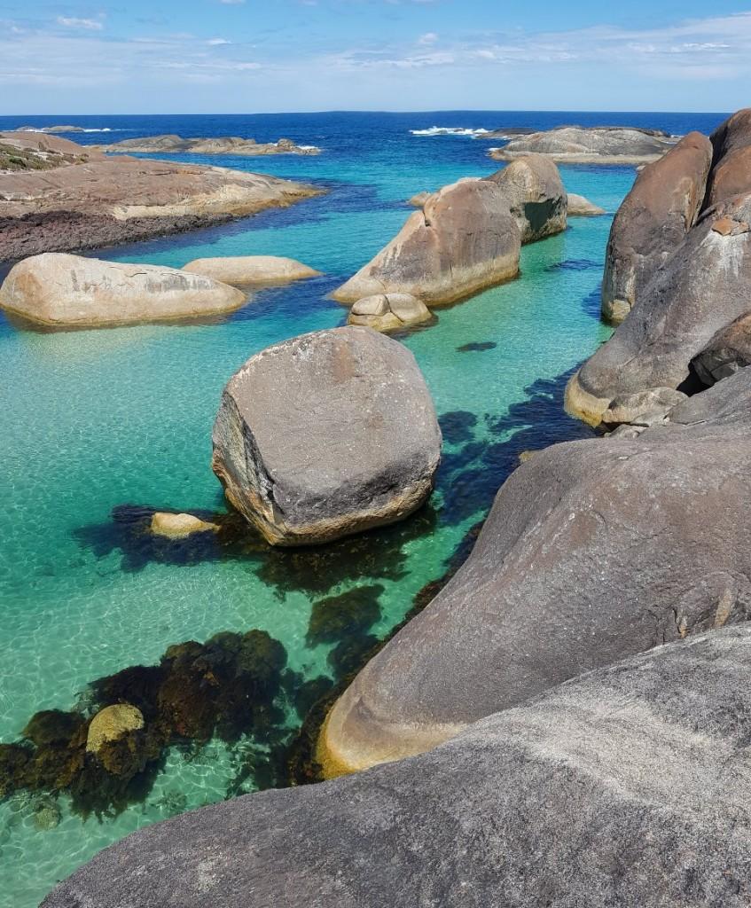 Elephant Rocks, William Bay National Park WA