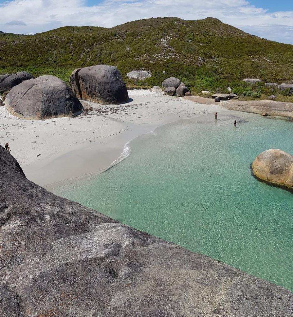 Elephant Rocks Beach, William Bay National Park WA