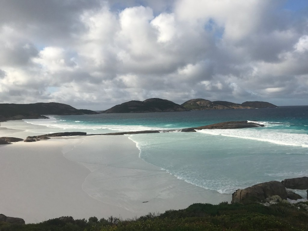 Lucky Bay, Early Morning Walk