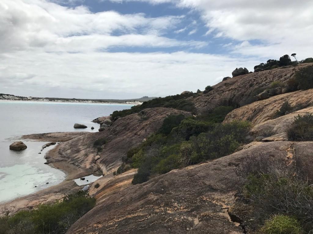 Lucky Bay, Rocky Outcrop