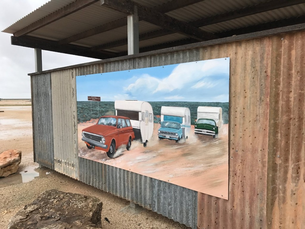 Nullarbor Roadhouse Art