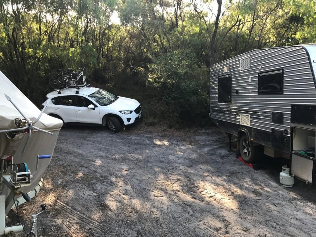 Torbay Camp, near Albany WA