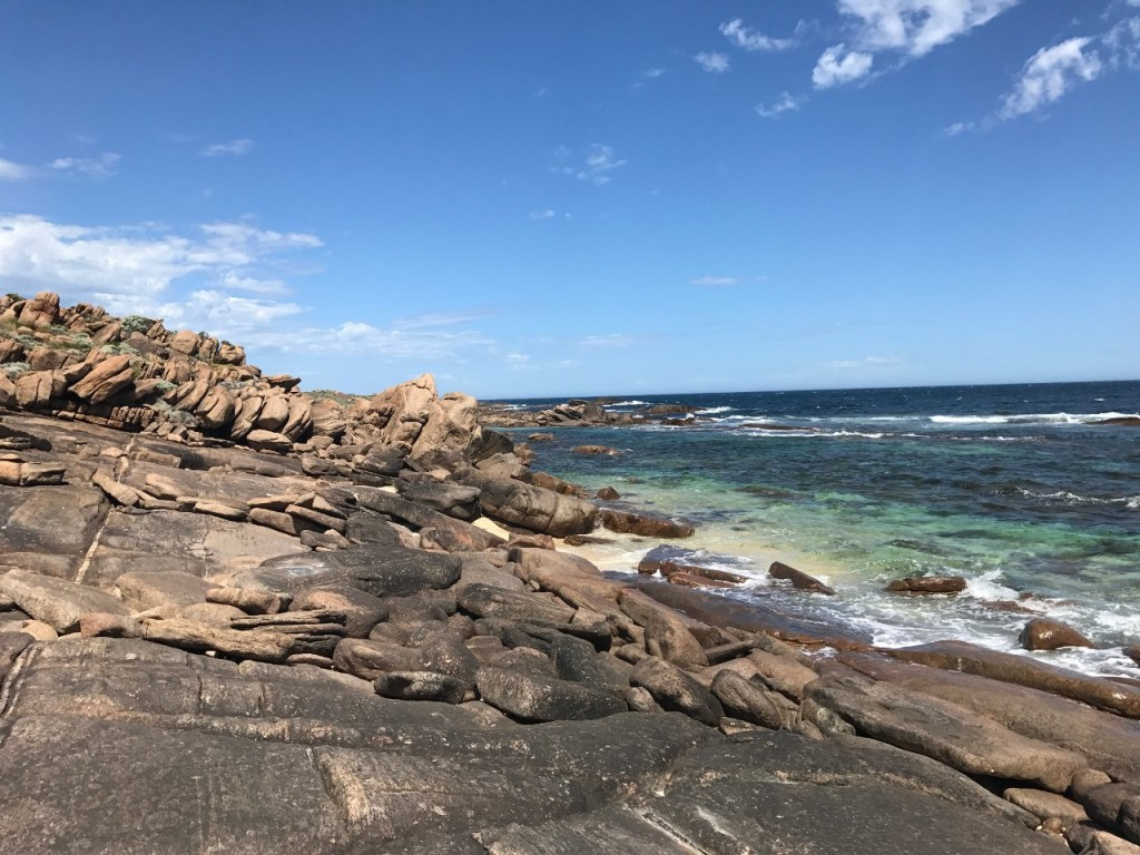 Cape Leeuwin, Indian Ocean WA