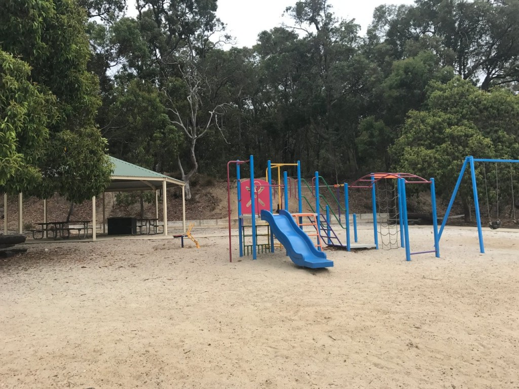 Greenbushes Pool Camping Site Playground, Greenbushes WA