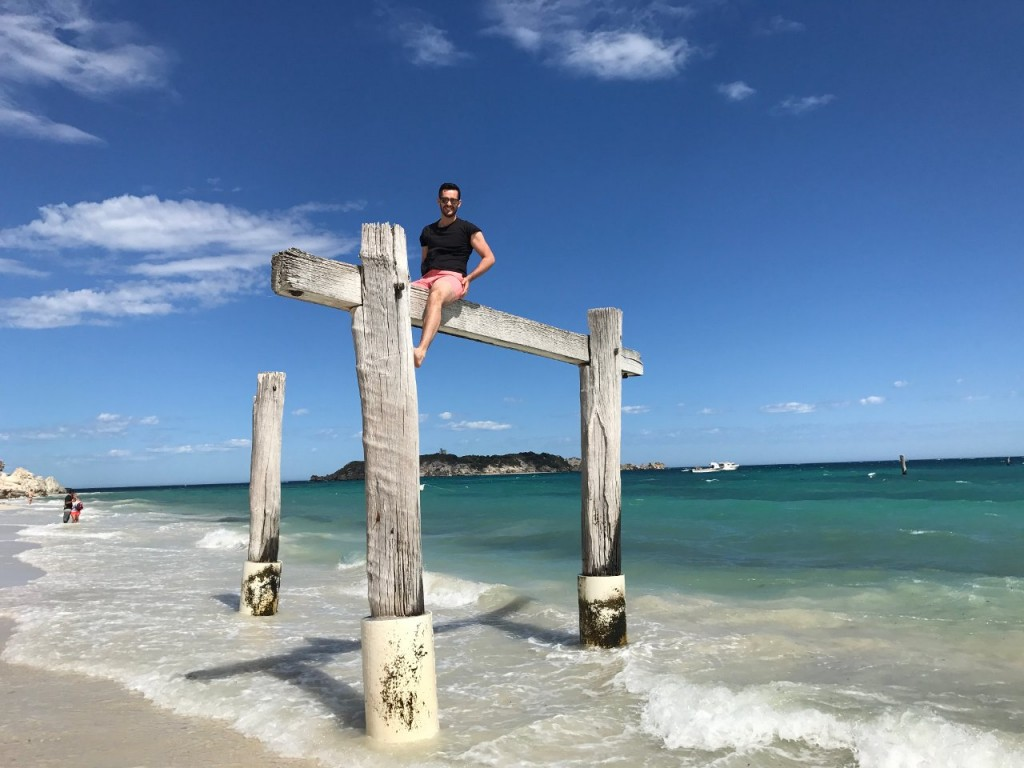Jake, Hamelin Bay WA