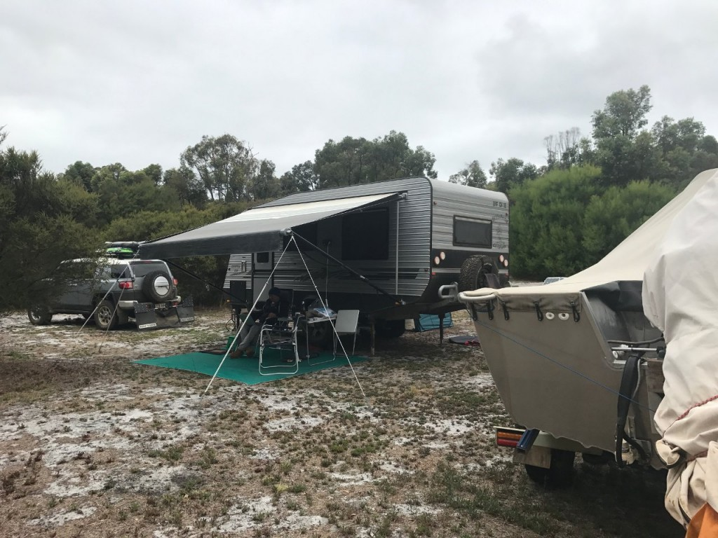 Sid's Campground, Northcliffe WA