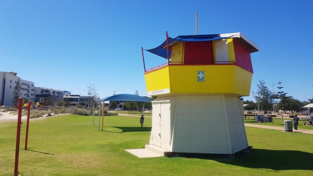 Champion Bay Surf Life Saving Post, Geraldton WA