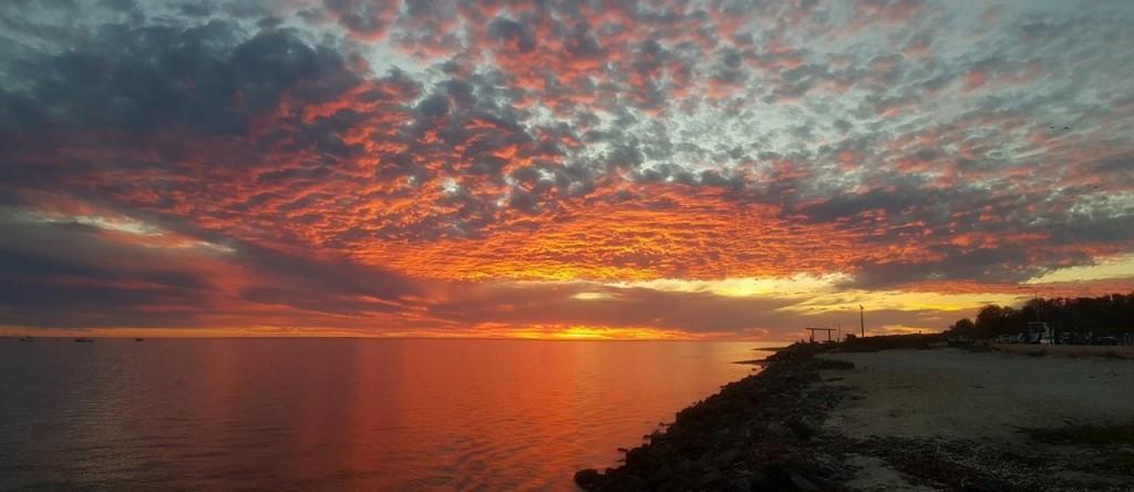 Sunset, Denham WA
