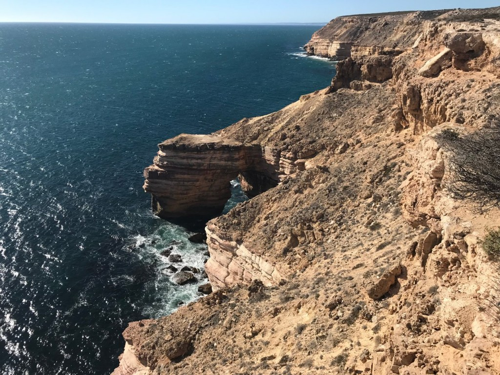 Natural Bridge, Kalbarri National Park WA