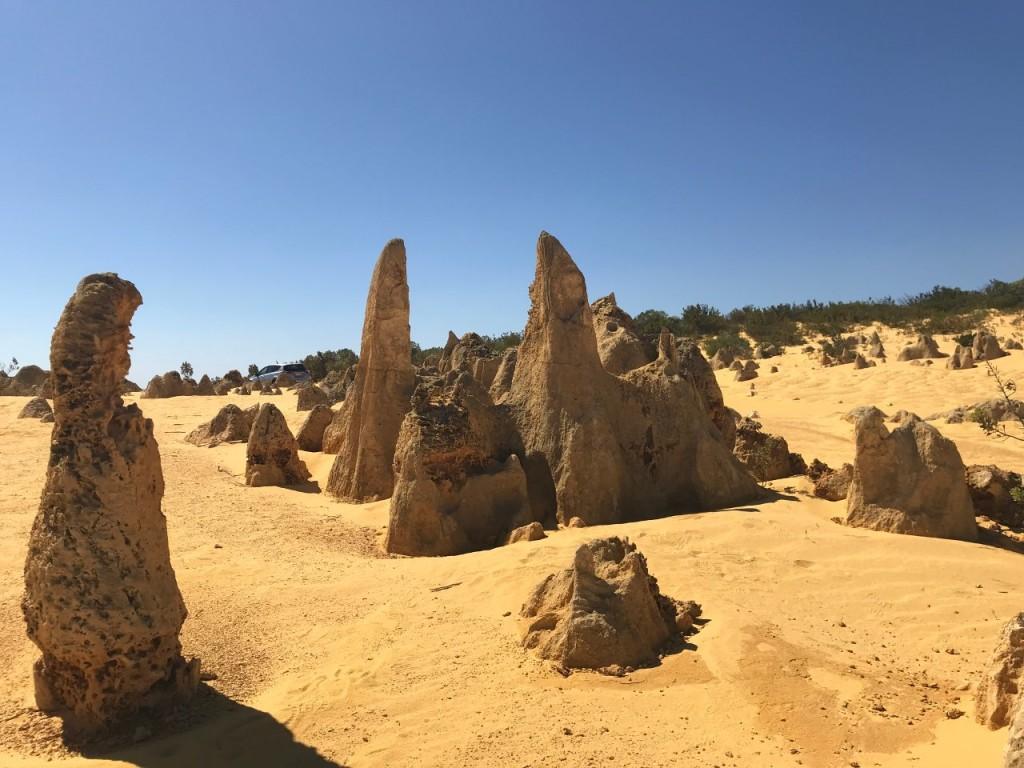 The Pinnacles, Nambung National Park, WA