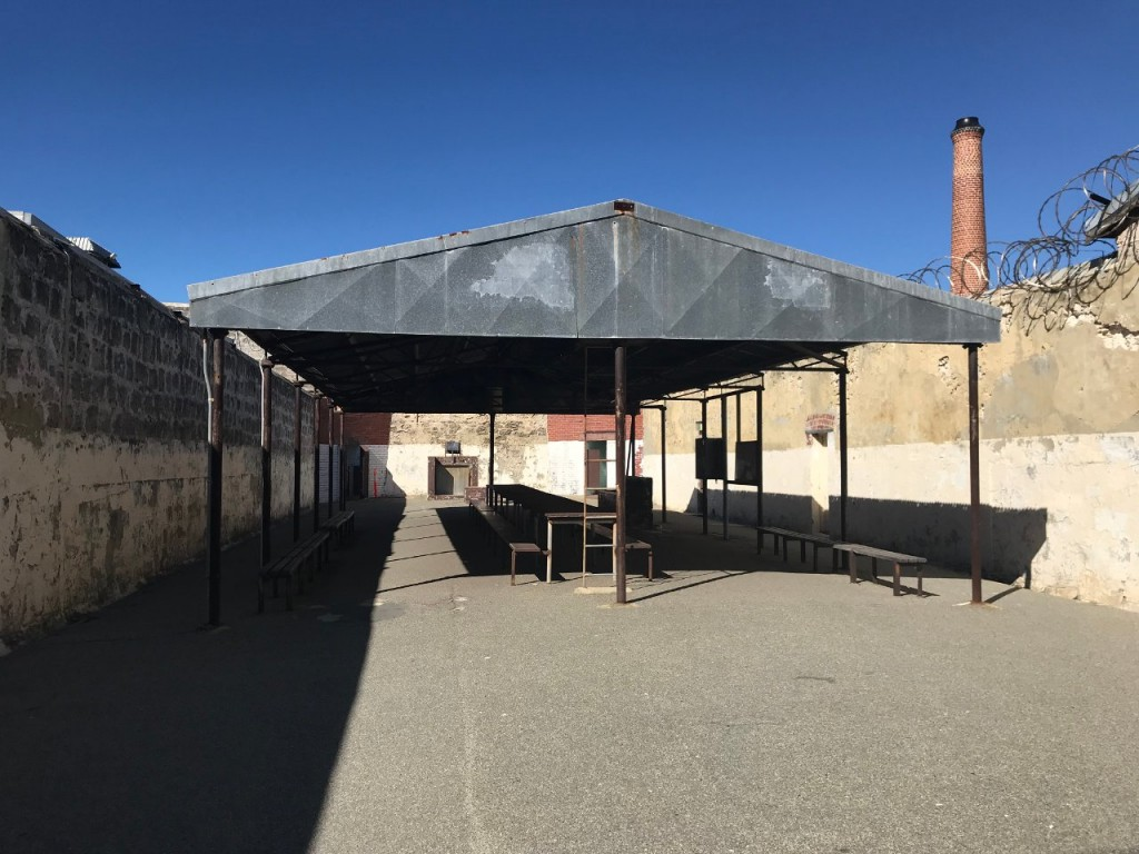 Men's Recreational Area, Fremantle Prison, WA