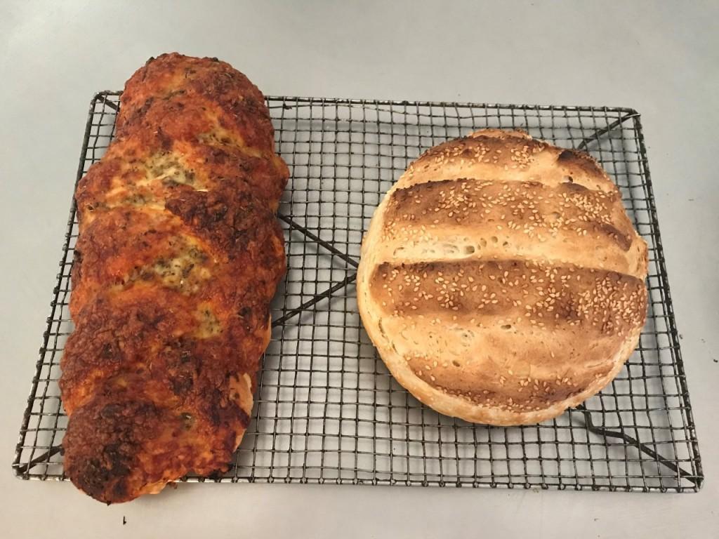 Second batch of bread, Giralia Station WA
