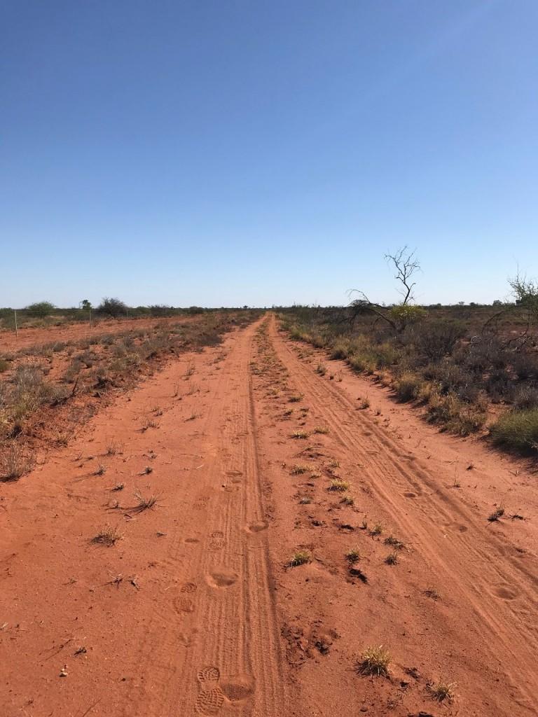 Kangaroo Walk Path, Giralia Station Stay WA