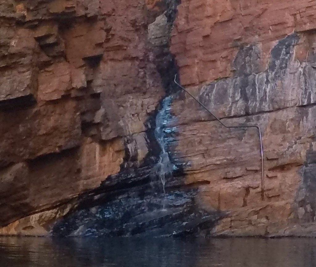 Handrail Pool, Weano Gorge, Karijini National Park WA