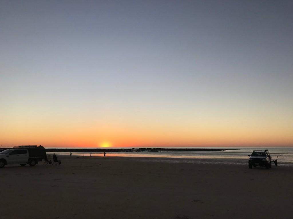 Cable Beach Sunset WA