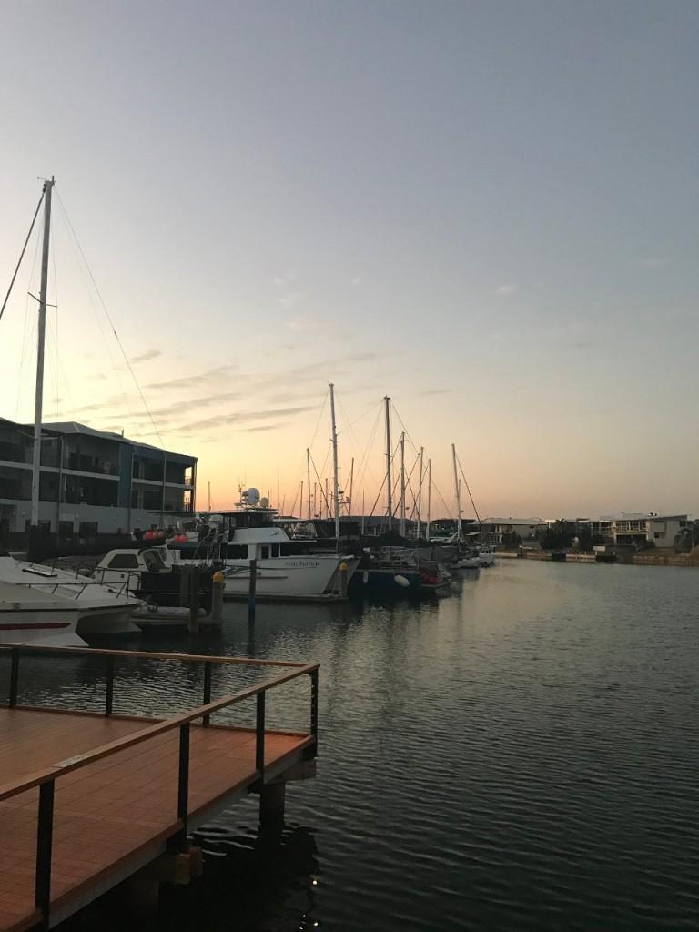 Darwin Lock, Darwin NT