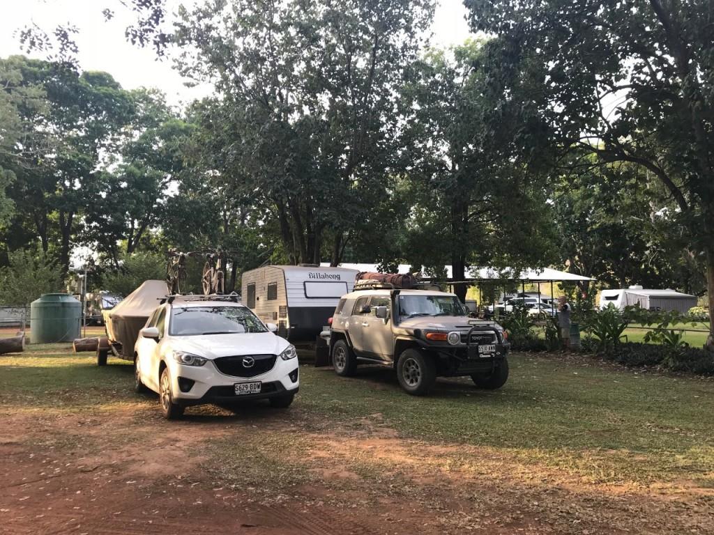 Timber Creek Caravan Park NT