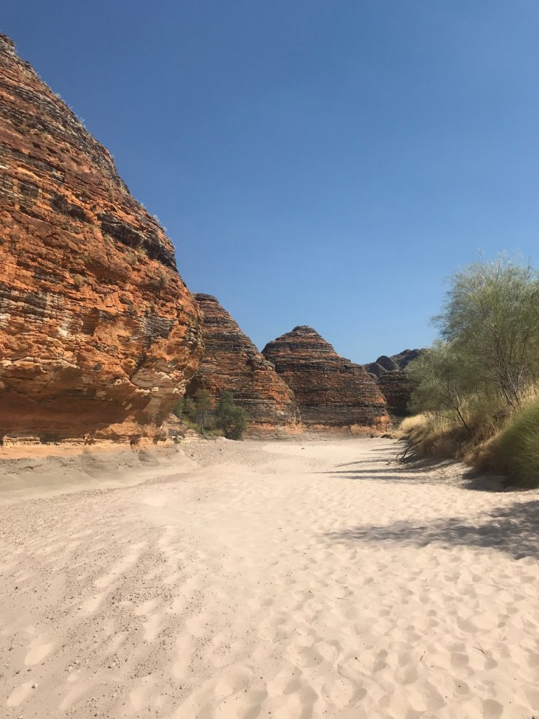 Walk to Whipsnake Gorge, Bungle Bungles, Purnululu National Park WA