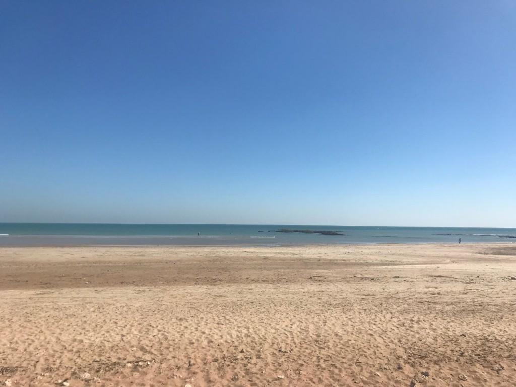 Beach at Lee Point, Darwin NT