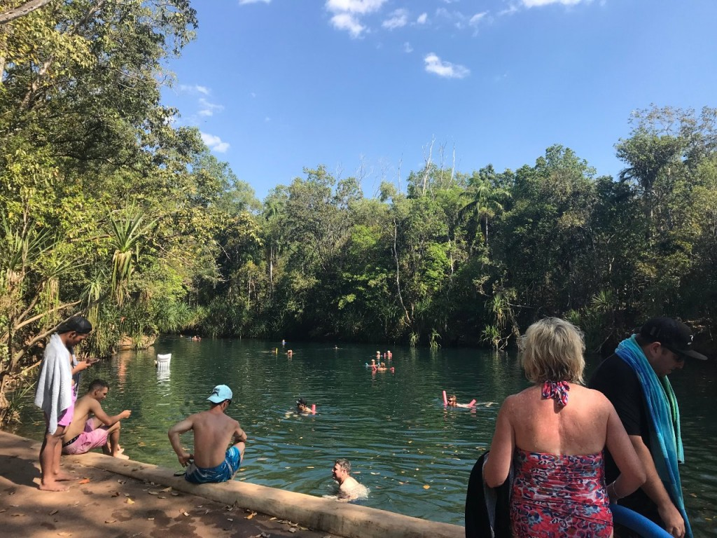 Berry Springs Nature Park, NT