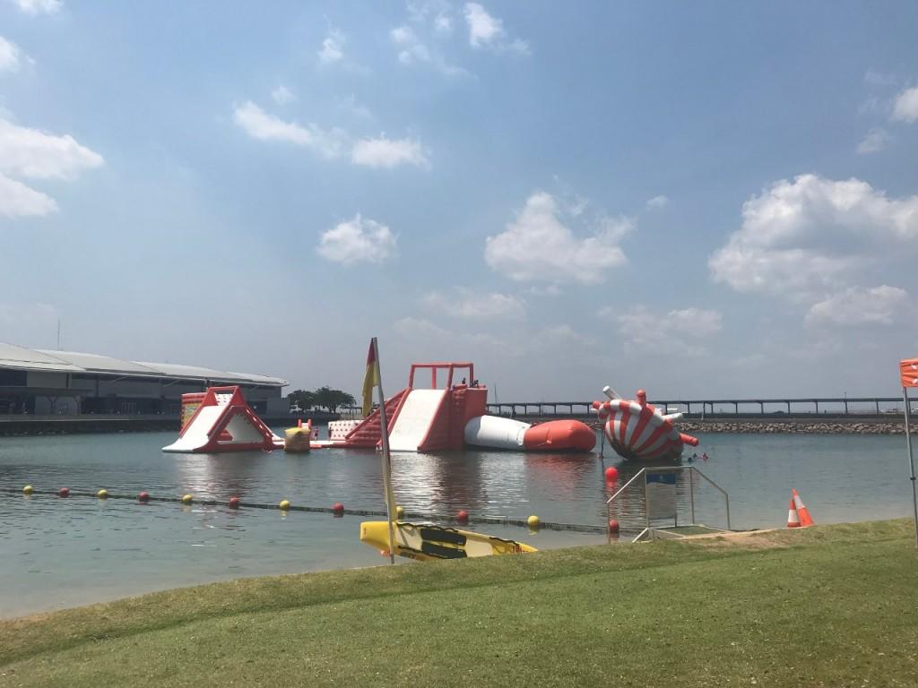 Water Park, Waterfront, Darwin NT