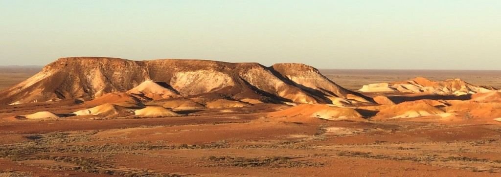 The Breakaways, Breakaways Conservation Park, Coober Pedy