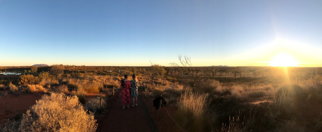 Sunset on Uluru and Kata Tjuta, Sound of Silence Dinner, Uluru NT
