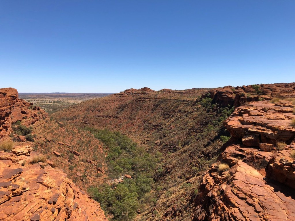 Kings Canyon, Watarrka National Park NT