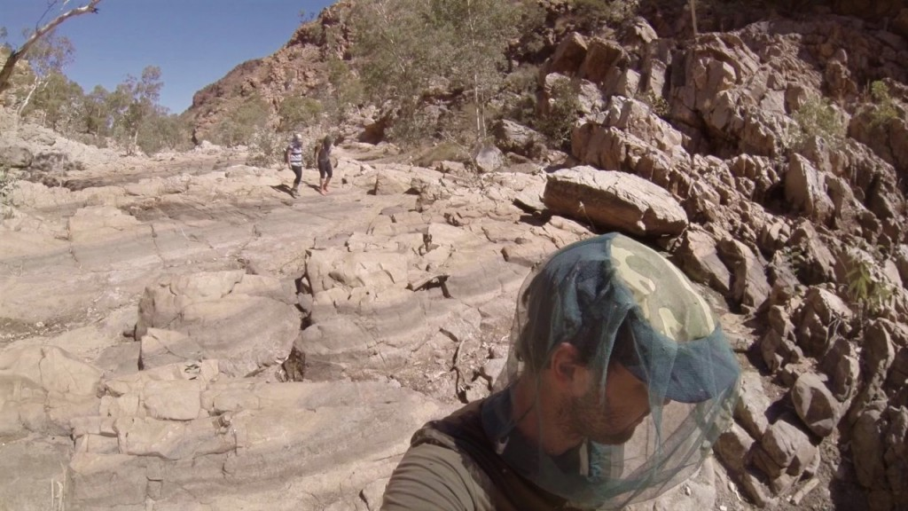 Hike into Redbank Gorge, West McDonnell Ranges NT